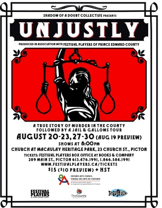 Unjustly Poster